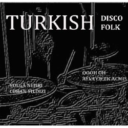"ARSIVPLAK - VOLGA NEHRI TURKISH DISCO FOLK 7"" EP"
