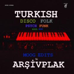 Arsivplak - Moog Edits LP