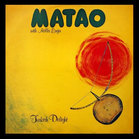 Atilla Engin & Matao - Turkish Delight LP
